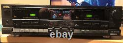 AIWA AD-WX808 Stereo Double Cassette Deck