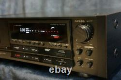 AIWA EXCELIA XK-009 CASSETTE DECK dolby B/C dbx fully functional