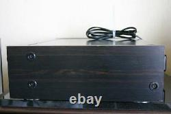 AIWA EXCELIA XK-009 cassette deck withNEW BELTS TESTED Working Perfect F/S