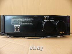 AIWA XK-S7000 HI-FI Stereo Casette Deck with original box and side wood panels