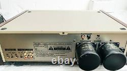 Aiwa XK-S9000 3 Heads Flagship Tape Deck Advanced Elevated Serviced Excellent