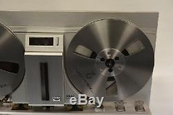 Akai GX-77 4-Track Reel to Reel Stereo Tape Deck Serviced