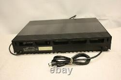 Bang And Olufsen B&o Beocord 6500 Type 4937 Cassette Tape Player Recorder