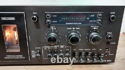 Eumig FL-1000 FL-1000uP High-End Professional Stereo Cassette Deck DEFECT