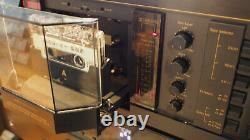NAKAMICHI RX-505 3 Heads Unidirectional Auto Reverse Cassette Tape Deck + manual