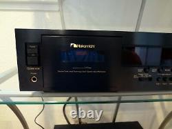 Nakamichi DR-10 Three Head Player / Recorder Near Mint Condition N Belts
