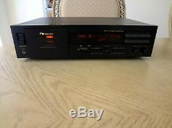 Nakamichi DR-8 in Excellent Condition with new belts