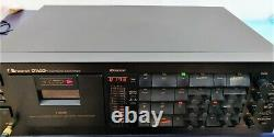 Nakamichi Dragon 3Heads Upgraded Advanced Elevated Service Nak Central AudioLab