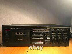 Nakamichi ZX-9 AUDIOPHILE Cassette Deck TOP CONDITION Full Serviced LIKE A NEW