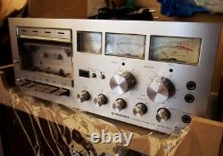 PIONEER CT-F700 CTF700 Very Rare Stereo Cassette Tape Deck 1978-9 Vintage