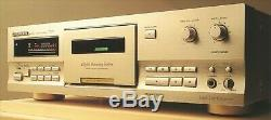 Pioneer 3 head single cassette deck T-D7 from japan no remote controller used