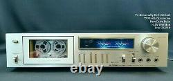 Pioneer CT-200 WORKING & REFURBISHED Vintage Cassette Tape Deck 1980s Analogue