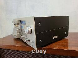 Pioneer CT-F900 stereo cassette tape deck player/recorder sold as-is