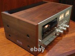 Pioneer CT F9191 Stereo Cassette Tape Deck Player