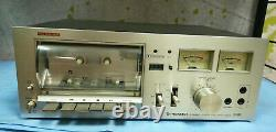 Pioneer Ct-f4040 Cassette Stereo Deck Hifi HIGH END 1980S