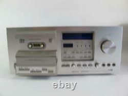 Pioneer MINT Vintage CT-F900 Stereo Cassette Tape Deck COMPLETE IN BOX 100% Work
