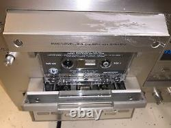 Pioneer Stereo Cassette Tape Deck Ct-f1250 For Parts Or Repair