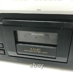 SONY TC-KA5ES Stereo Cassette Tape Deck Repair for Parts from Japan HJ