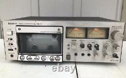 Sony EL-7 Stereo ELCASET Deck- Tested And Working