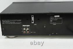 Sony TC-K461S Two Head Audio Cassette/Tape Player Recorder Deck SERVICED Dolby S