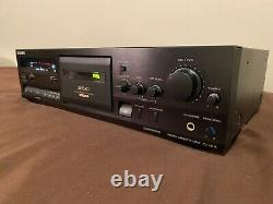 Sony TC-K611S Cassette Deck 3 Heads, Dolby For PARTS ONLY