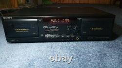 Sony TC-WR535 Stereo Cassette Deck REFURBISHED