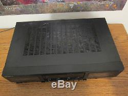 Sony Tc-wr810 Stereo Dual Cassette Deck Hx Pro Dolby