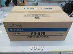 TEAC AD-850 CD and Cassettes Tape Player