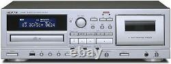 TEAC AD-850 CD and Cassettes Tape Player First shipping from Japan