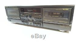 TECHNICS RS-TR474 Twin Cassette Tape Deck SERVICED FULLY WORKING