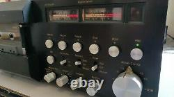 Tandberg 3014A Audiophile Deck New Meters Digital Counter Top Cover Excellent