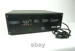 Tandberg TCD 3014 Cassette Tape Deck with REMOTE and OWNERS MANUAL