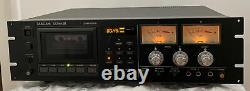 Tascam 122 MKIII MK3 Professional Cassette Deck Tape Player With Original Box