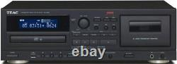 Teac AD-850 CD Player and Cassette Deck (Refurbished)