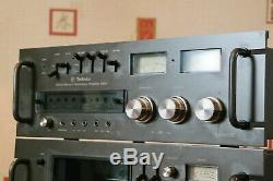 Technics RS-9900 Two Piece High-End Cassette Deck GRAND DADDY OF TAPE DECKS