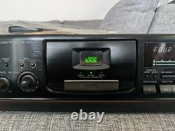 Technics RS-DC8 DCC Digital Compact Cassette Tape Deck fully restored + 70 tapes