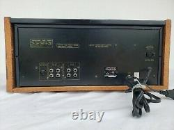 Vintage Pioneer CT-F1000 Cassette Tape Deck. Very good condition, working well