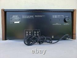 Vintage Pioneer CT-F1250 Cassette Tape Deck in Good condition