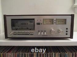 Vintage Pioneer Stereo Cassette Tape Deck CT-F7272 Clean Tested and Working
