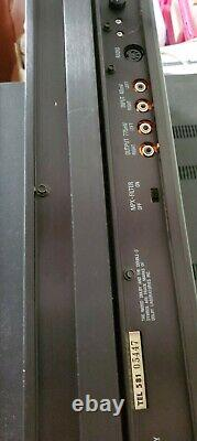 Vintage Tandberg TCD 420 A Stereo Cassette Tape Deck Recorder