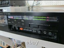 YAMAHA Natural Sound Stereo 3 Head Cassette Deck K-1000 Tested Serviced
