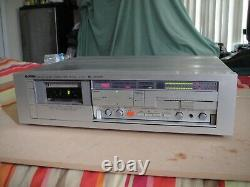 YAMAHA Natural Sound Stereo Cassette Deck K-1000 with Cable Remote 3 Head Hi end