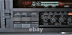Yamaha C 300 / KX-1200 3 Head PRO deck +REMOTE User Manual+FREE tapes& SHIPPING